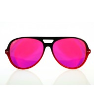 District Eyewear - Lázaro Flamingo