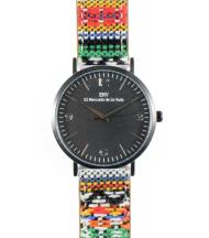 Reloj EMV S14 navajo I negro y negro