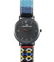 Reloj EMV S14 navajo II negro y negro