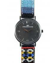 navajo gold and black watch EMV S14