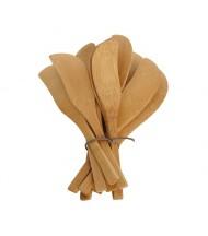 Cuchillos de untar de bambú