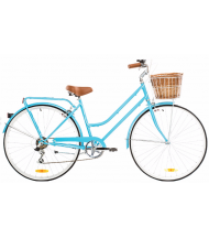 Reid Cycle - Classic 7 Speed Baby Blue