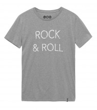 Camiseta Rock gris EMV