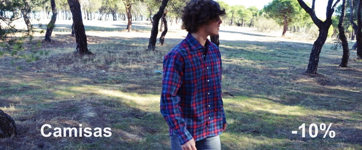 Camisas EMV made in Spain