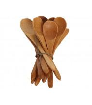 Cucharillas de picar de bambú