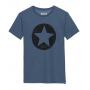 Camiseta dark blue estrella EMV