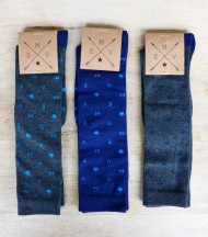 Pack calcetines largos EMV